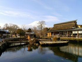 富士山之忍野八海