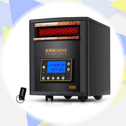 评测有态度第74期:宜盾普GEN5取暖器