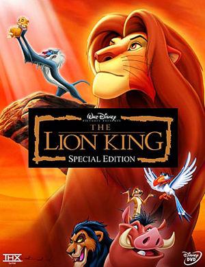 《狮子王》The Lion King (1994)