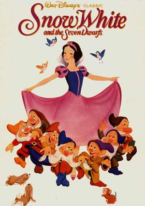 《白雪公主》Snow White and the Seven Dwarfs