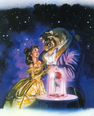 《美女与野兽》Beauty and the Beast