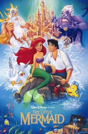 《小美人鱼》The Little Mermaid