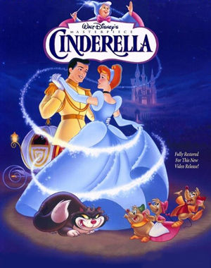《灰姑娘》Cinderella