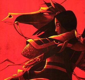 《花木兰》Mulan