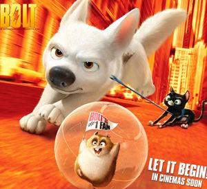 《闪电狗》Bolt