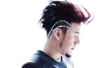 杨坤新专辑潮流写真