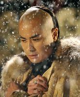 郑嘉颖雪夜漫步