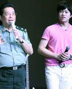 李双江和儿子李天一