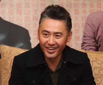 吴秀波:不希望儿子看到自己拍摄的娱乐成人的电视剧