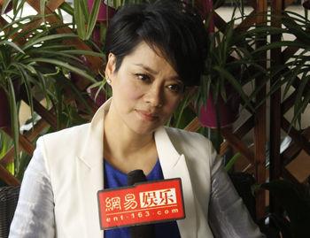 毛阿敏接受网易娱乐专访