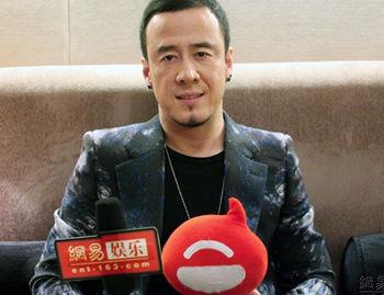 杨坤接受网易娱乐专访