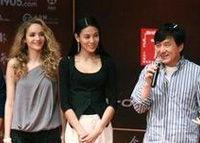 成龙助阵传媒大奖