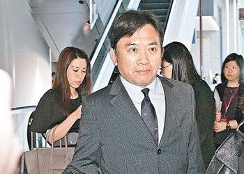 TVB新老板陈国强派发红包