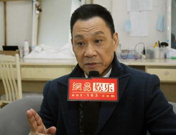 王学圻接受网易娱乐专访