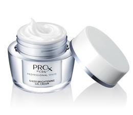 Pro-X White纯白方程式抗暗沉水凝霜