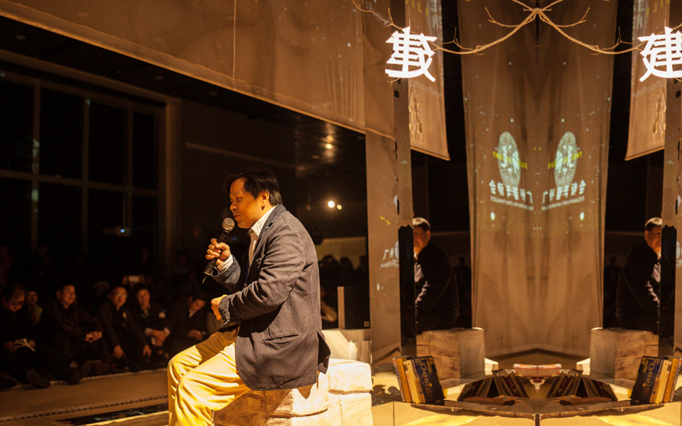 """""""静与光""""2015广州新年诗会"""