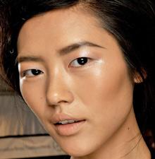 Vera Wang2012秋冬T台妆容