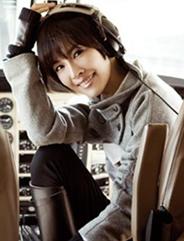 金素妍扮女飞行员