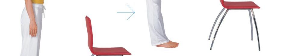 减肥 瑜伽 办公室 美腿