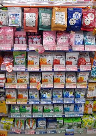 幸带你逛日本药妆店