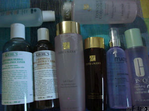 化妆水产品心得