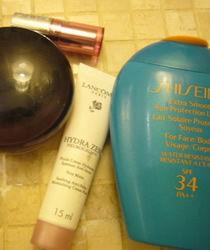 简单护肤和防晒