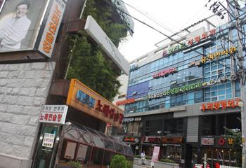 上海韩国人一条街_亚洲整容揭秘03期_韩国整容一条街的神秘面纱_网易女人