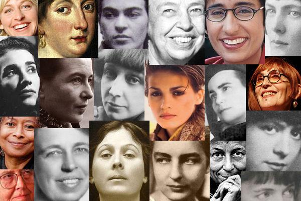 30位杰出女性:她们都曾有过同性恋情
