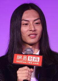 David Chiang获中国创造年度国际影响力超模奖