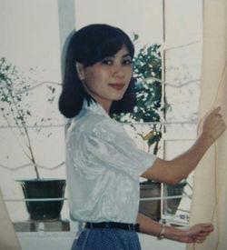 80年代姑娘的强大气场