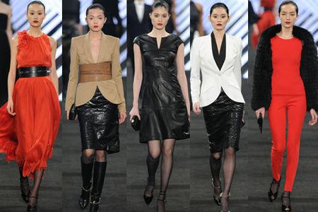 HUGO BOSS北京时装秀 中国超模帮