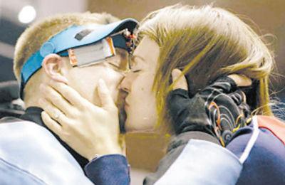 虽然数次失去奥运金牌但得到卡特琳娜是埃蒙斯最幸福的胜利_女人帮说爱系列013_网易女人
