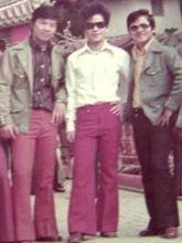 80年代男人形象
