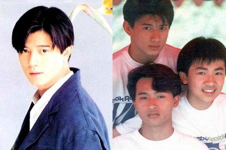 90年代男明星