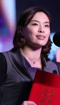 2012女性传媒大奖年度女性榜样吴敏霞