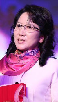 2012女性传媒大奖年度女性榜样深圳市妇女联合会