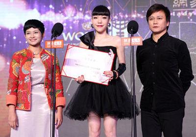 2012女性传媒大奖年度影响力男性黄渤