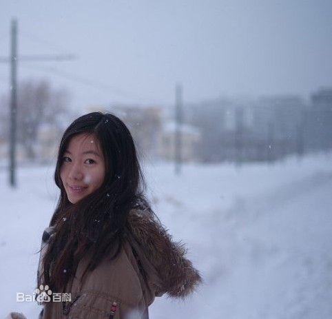 金丽华|韩寒妻子是谁|韩寒老婆|金丽华资料 照片