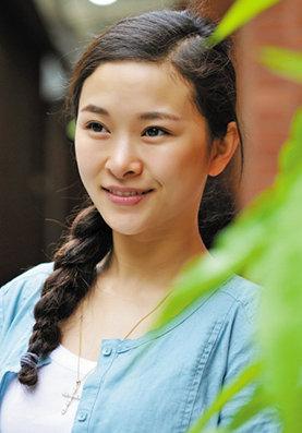 廖智接受网易女人频道专访