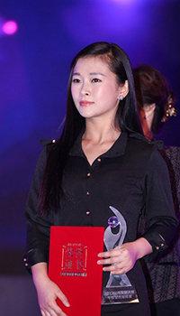 2012女性传媒大奖年度女性榜样廖智