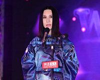 2012女性传媒大奖年度女性榜样尚雯婕