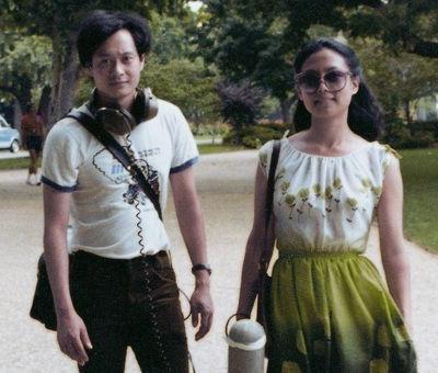 李安妻子林惠嘉养了李安六年_女人帮说爱系列024_网易女人
