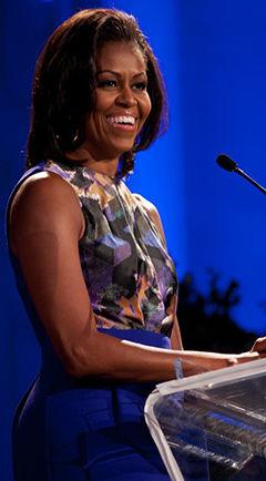 美国第一夫人米歇尔访华,美国第一夫人米歇尔,奥巴马夫人,美国第一夫人,首次访华,米歇尔访华行程,中国,网易女人