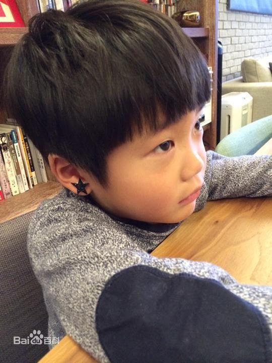 曹三丰|Joe|个人资料|曹格|曹格女儿|爸爸去哪儿|照片