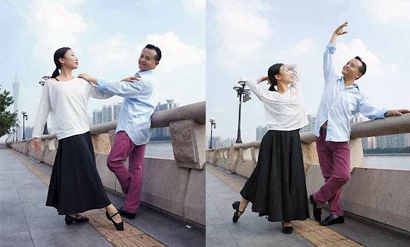 彭武:永不停歇的舞者_舞者V002_网易艺术