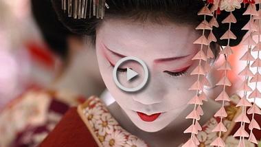 日本艺妓实录:私密生活大解密