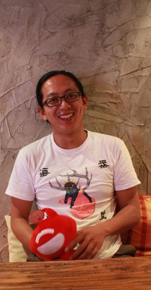 专访谷岳:我想做个想去哪就能去哪的外星人