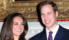 凯特·米德尔顿与威廉王子大婚