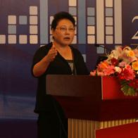 """谭雅玲在""""2010年A股中期投资策略论坛""""演讲"""