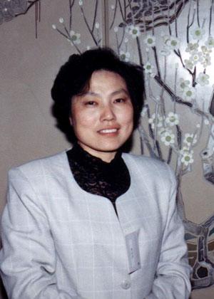 中国女公民谭雅玲